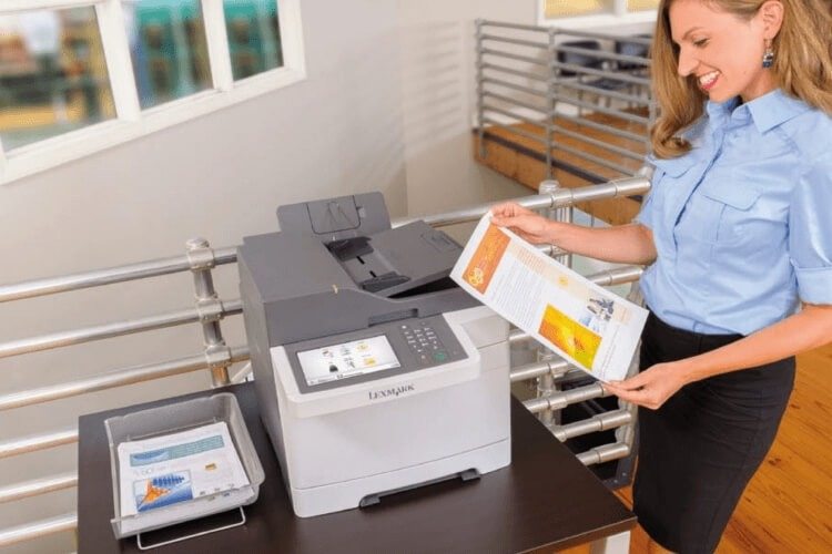 Printer and Photocopier lease